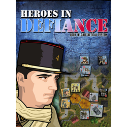 Lock 'n Load Tactical: Heroes in Defiance