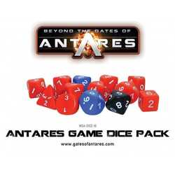 Beyond the Gates of Antares: Game Dice Pack