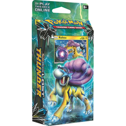 Pokemon TCG: Sun & Moon 8 Lost Thunder Theme Deck Storm Caller - Raikou
