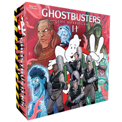 Ghostbusters: The Board Game II