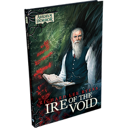 Arkham Horror: Ire of the Void (novell)