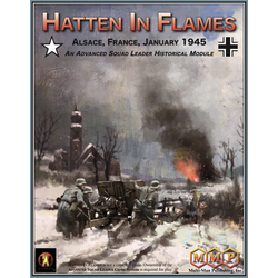 Advanced Squad Leader (ASL): Hatten in Flames