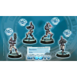 ALEPH - Myrmidons (Box of 4)
