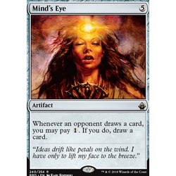 Magic löskort: Battlebond: Mind's Eye