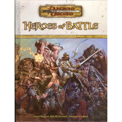 D&D 3.5: Heroes of Battle (2005)