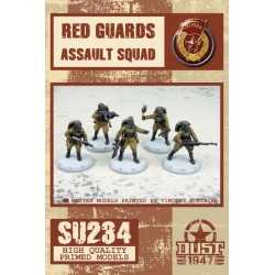 SSU Assault Squad - Red Storm