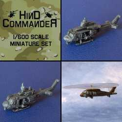 Hind Commander: US Transport pack 1