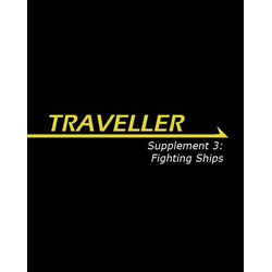 Traveller 3rd ed: Supplement 3: Fighting Ships