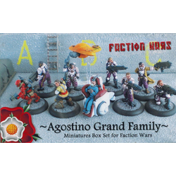 Faction Wars - Agostino Grand Family