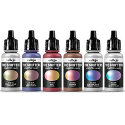 Vallejo Paint Set The Shifters Space Dust