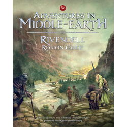 The One Ring / D&D: Adventures in Middle-Earth - Rivendell Region Guides