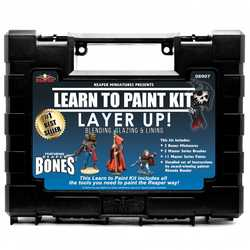Master Series Paints: Learn to Paint Kit - Layer up!