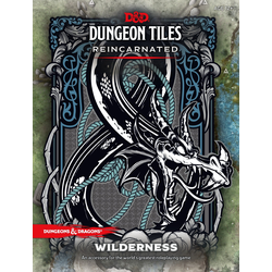 D&D 5.0: Dungeon Tiles Reincarnated - Wilderness