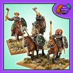 Mounted Shieldmaiden Hearthguard