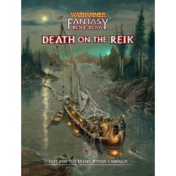 Warhammer FRPG (4th ed): Enemy Within Vol 2 - Death on the Reik (standard ed)