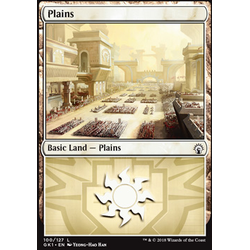 Magic löskort: Guild Kits: Plains (Boros)