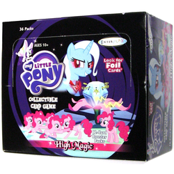 My Little Pony CCG: High Magic Display (36)