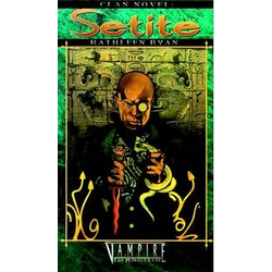 Vampire: The Masquerade: Clan Novel: Setite (Begagnad) )