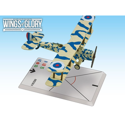 Wings of War: WWI Airco DH.4 (Cotton/Bets)