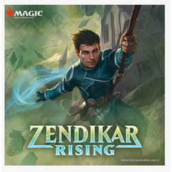 Magic the Gathering: Zendikar Rising Keep Draft (Lördag 3/10)