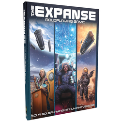 The Expanse RPG: Core Rulebook