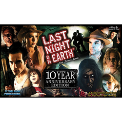 Last Night on Earth - 10th Anniversay Edition