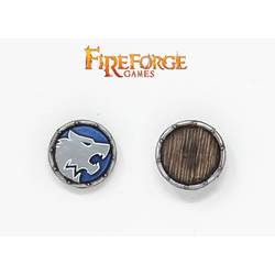 Fireforge: Youngwolf Shields (12)