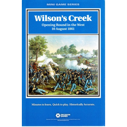 Folio Series: Wilson's Creek: Opening Round in the West
