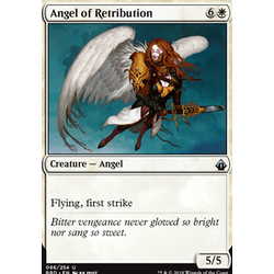 Magic löskort: Battlebond: Angel of Retribution
