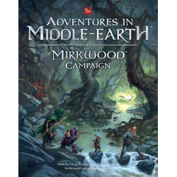 The One Ring / D&D: Adventures in Middle-Earth - Mirkwood Campaign Book