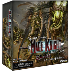 Mage Knight Board Game: Krang