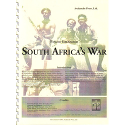 Panzer Grenadier: South Africa's War