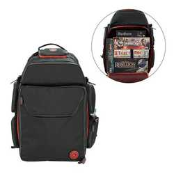 GeekOn! Ultimate Boardgame Backpack Black/Red