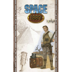 Space 1889: GM Screen