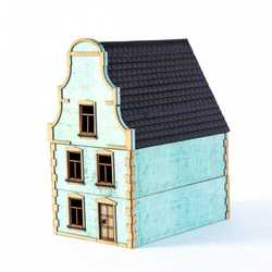 28mm Dutch House 1