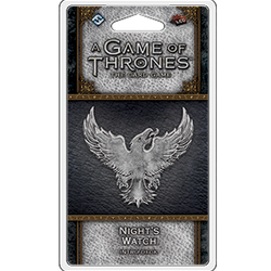 A Game of Thrones LCG (2nd ed): Night's Watch Intro Deck