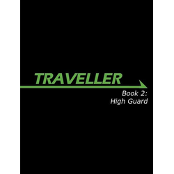 Traveller 3rd ed: Book 2: High Guard