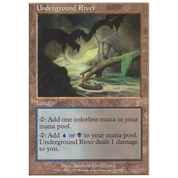 Magic löskort: 7th Edition: Underground River