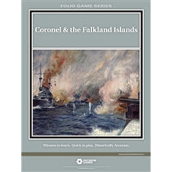 Folio Series:  Coronel & Falkland Islands
