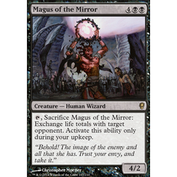 Magic löskort: Conspiracy: Magus of the Mirror