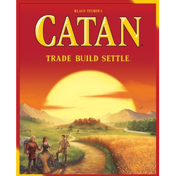 Settlers of Catan (5th ed): Grundspel / Base Game (eng. regler)