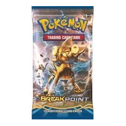 Pokemon TCG: XY9 Breakpoint Booster