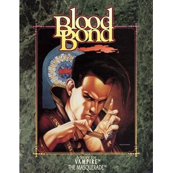 Vampire: The Masquerade: Blood Bond (Begagnad) )