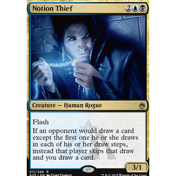 Magic löskort: Masters 25: Notion Thief