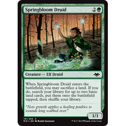 Magic löskort: Modern Horizons: Springbloom Druid