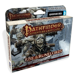 Pathfinder Adventure Card Game: Rise of the Runelords: The Hook Mountain Massacre Adventure Deck