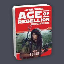Star Wars: Age of Rebellion: Specialization Deck - Spy Scout