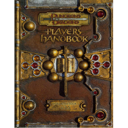 D&D 3.5: Player's Handbook
