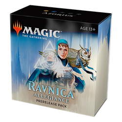 Magic the Gathering: Ravnica Allegiance Prerelease Pack Azorius