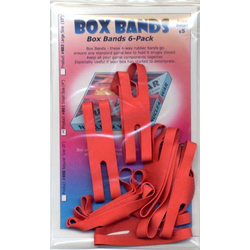 Box Bands: Small Size (6st)